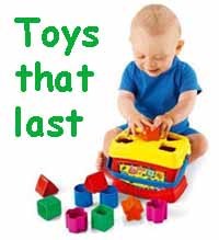 Toys That Last Series